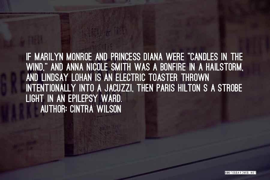 Strobe Quotes By Cintra Wilson