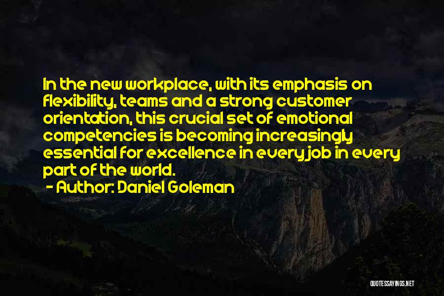 Strong And Emotional Quotes By Daniel Goleman