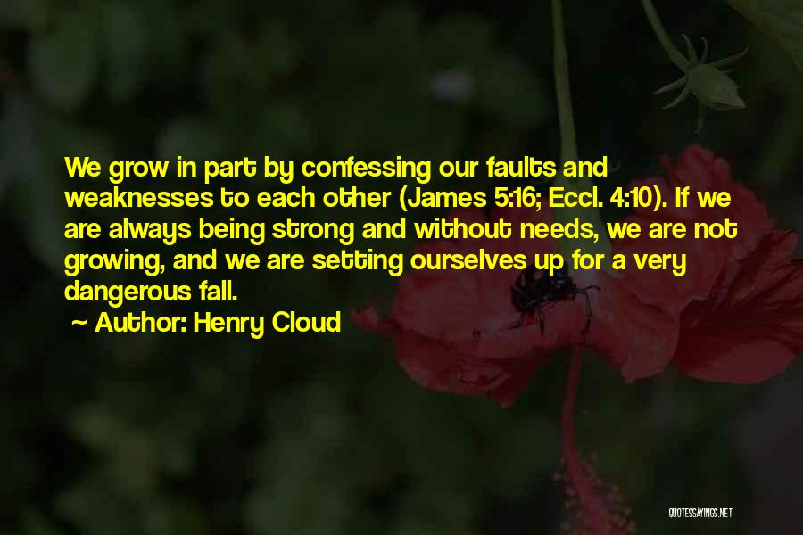 Strong And Emotional Quotes By Henry Cloud