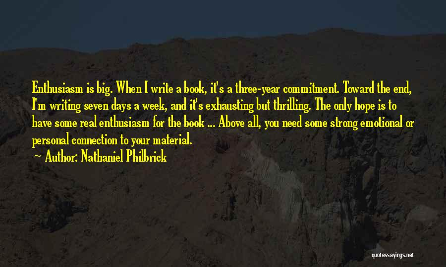 Strong And Emotional Quotes By Nathaniel Philbrick
