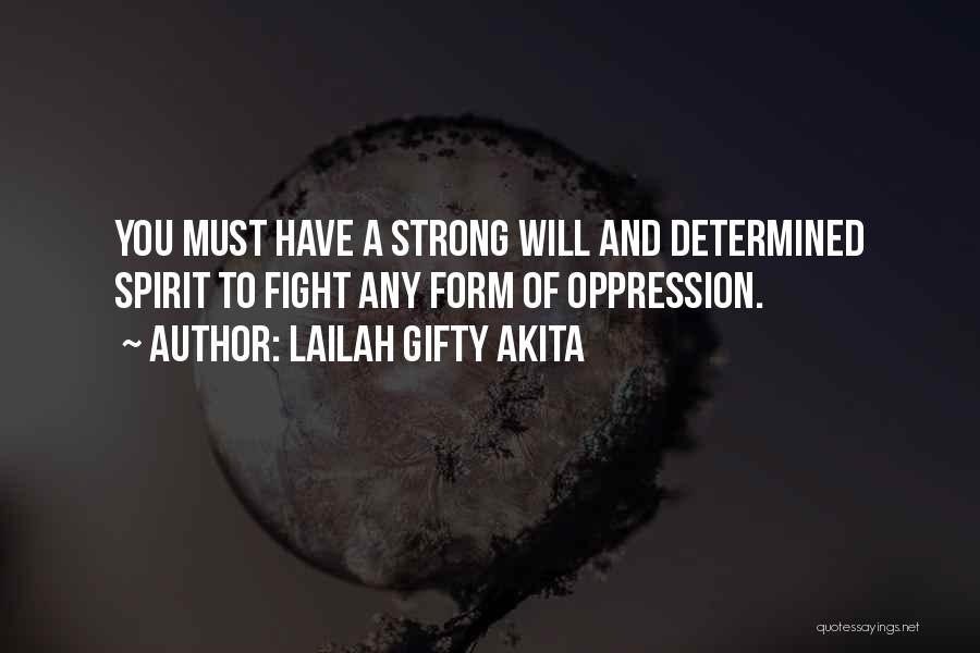 Strong And Motivational Quotes By Lailah Gifty Akita