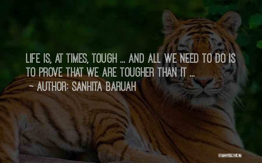 Strong And Motivational Quotes By Sanhita Baruah