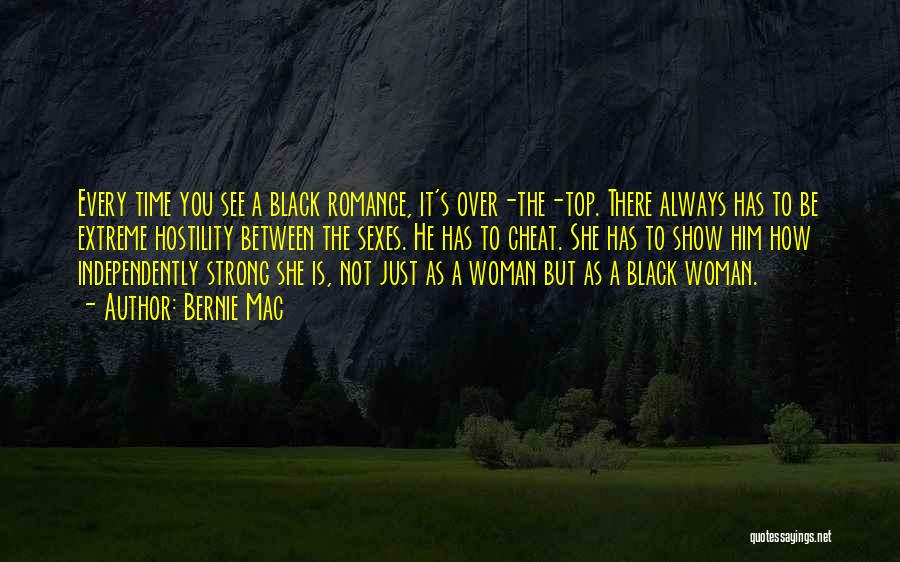 Top 21 Quotes & Sayings About Strong Black Woman