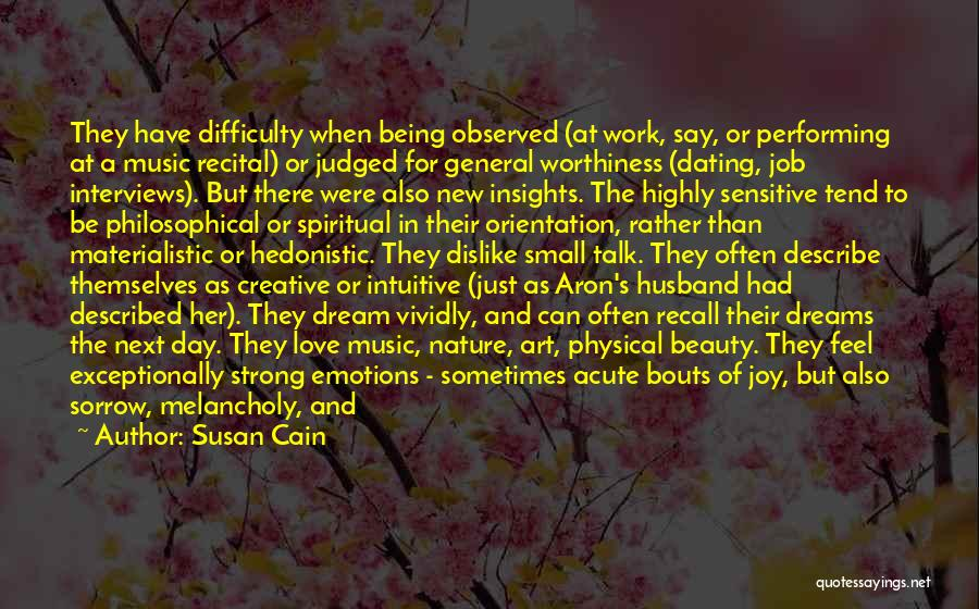 Strong Dislike Quotes By Susan Cain