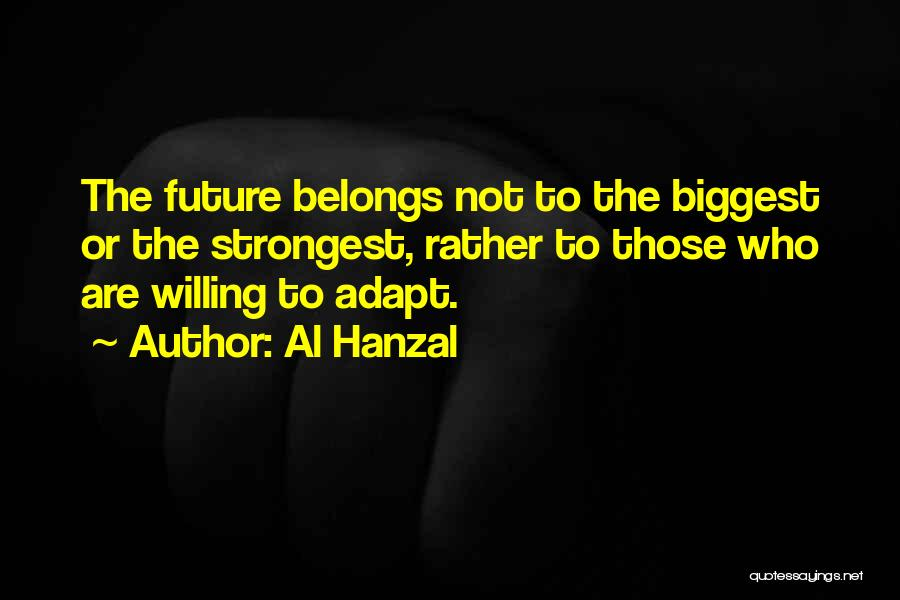 Strongest Inspirational Quotes By Al Hanzal