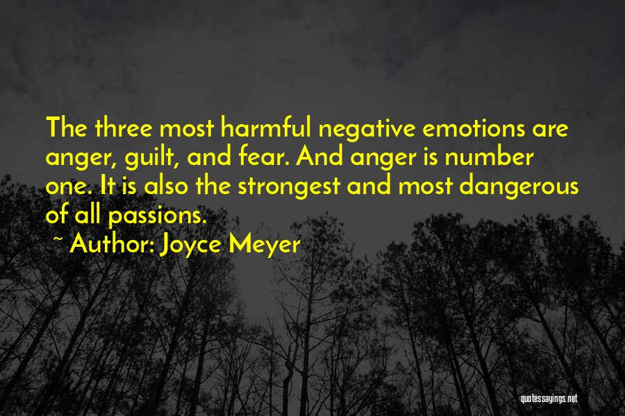 Strongest Inspirational Quotes By Joyce Meyer