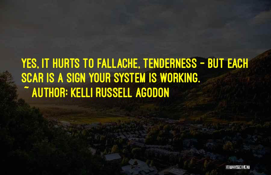 Struggle And Character Quotes By Kelli Russell Agodon