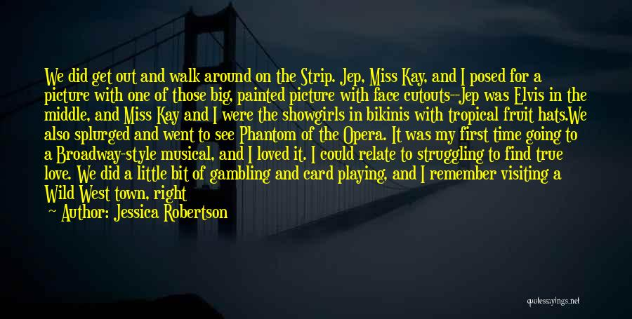 Struggling Marriage Quotes By Jessica Robertson