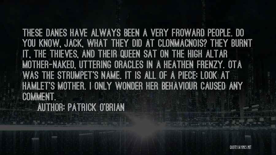 Strumpet Quotes By Patrick O'Brian