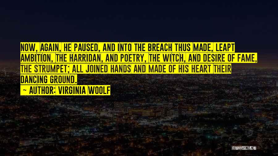 Strumpet Quotes By Virginia Woolf