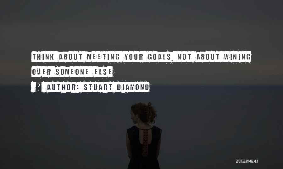 Stuart Diamond Quotes 823894