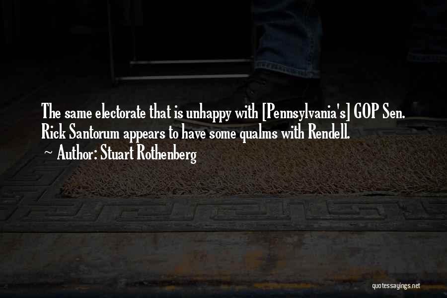 Stuart Rothenberg Quotes 2238390