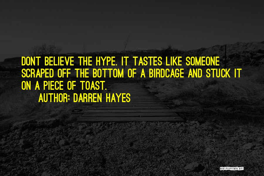 Stuck Like Quotes By Darren Hayes