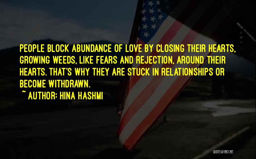 Stuck Like Quotes By Hina Hashmi