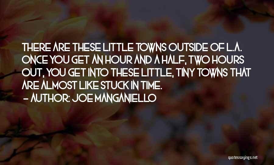 Stuck Like Quotes By Joe Manganiello