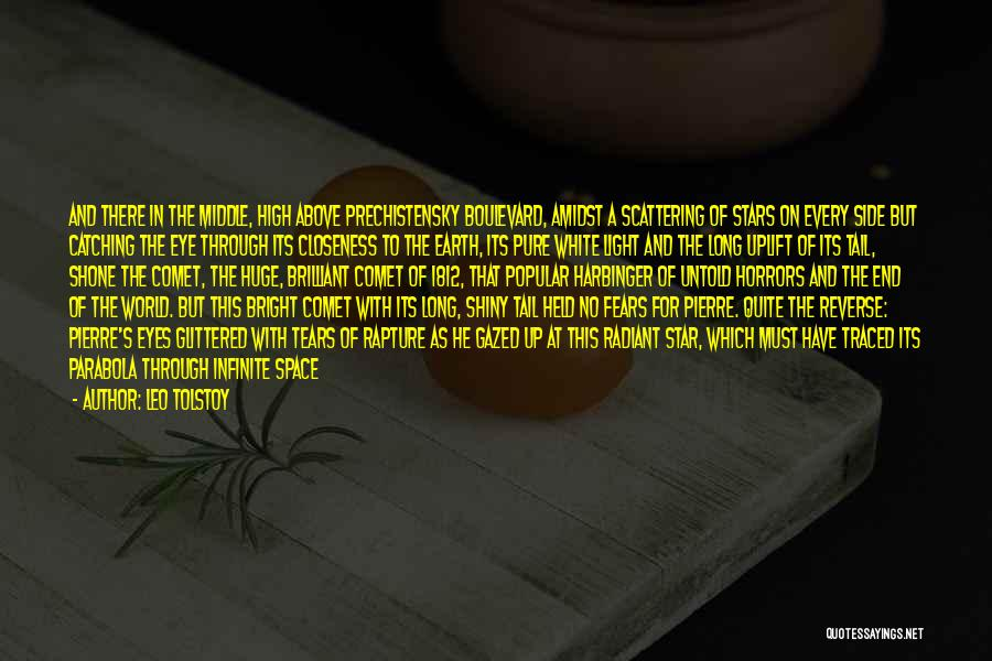 Stuck Like Quotes By Leo Tolstoy
