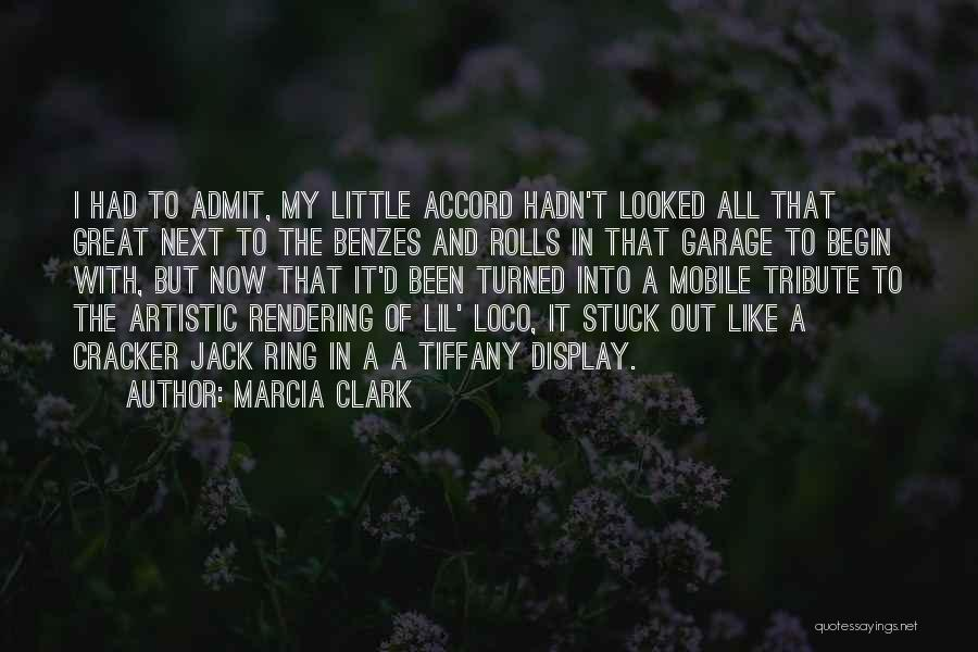 Stuck Like Quotes By Marcia Clark