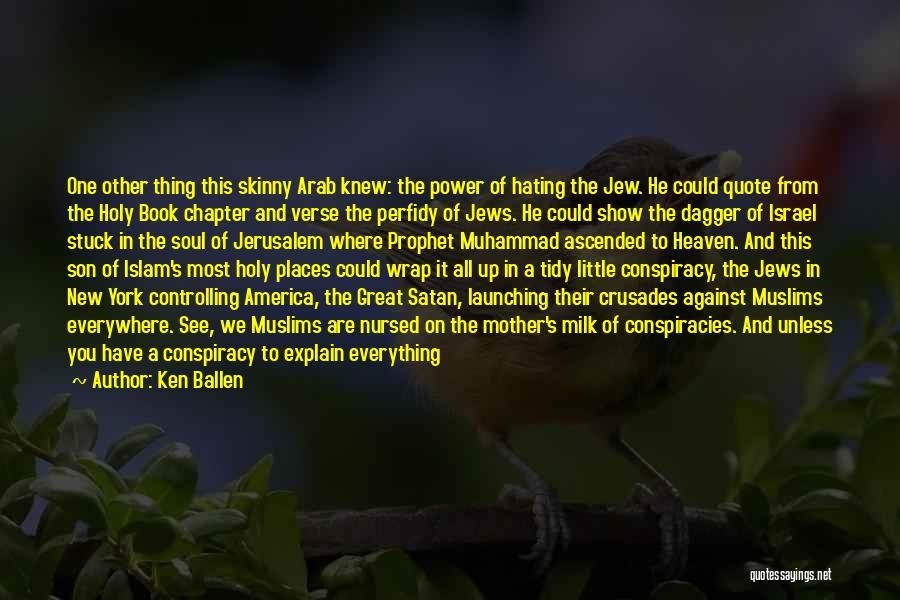 Stuck Up Quotes By Ken Ballen