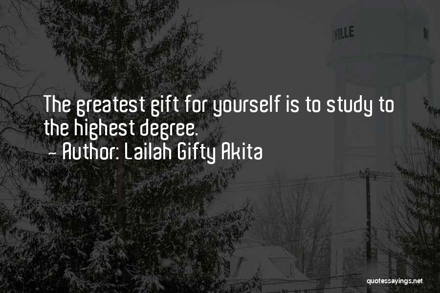 Student Success Quotes By Lailah Gifty Akita