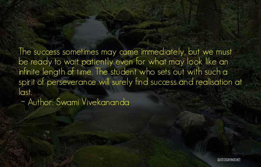 Student Success Quotes By Swami Vivekananda