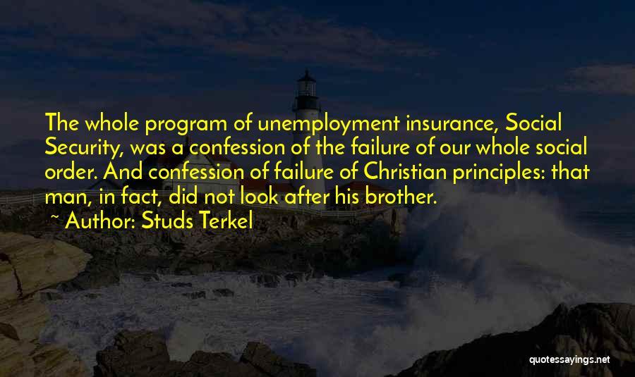 Studs Terkel Quotes 1198850