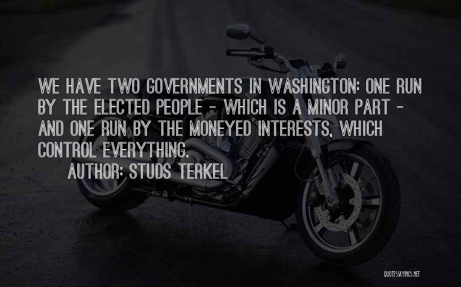 Studs Terkel Quotes 1310899