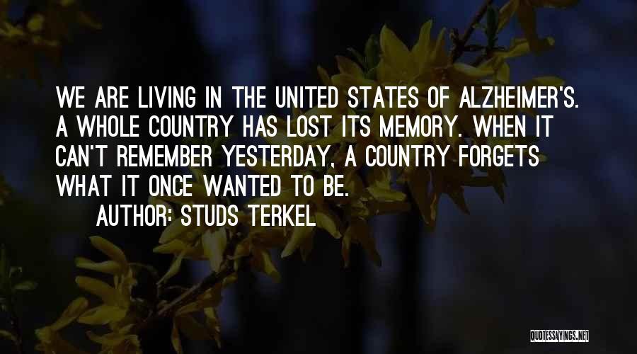Studs Terkel Quotes 140465