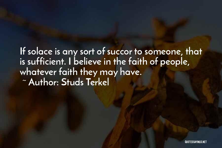 Studs Terkel Quotes 1940597