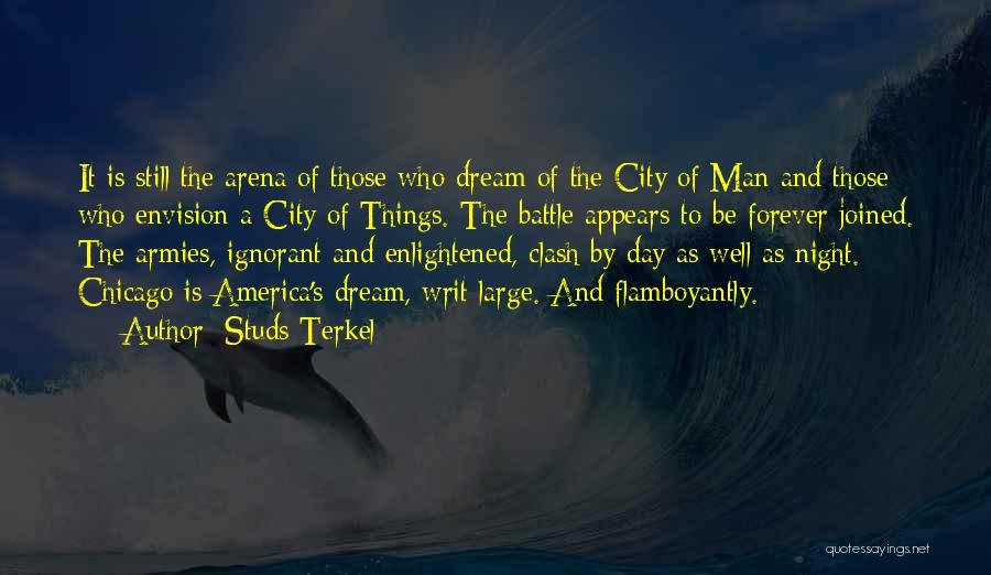 Studs Terkel Quotes 551672