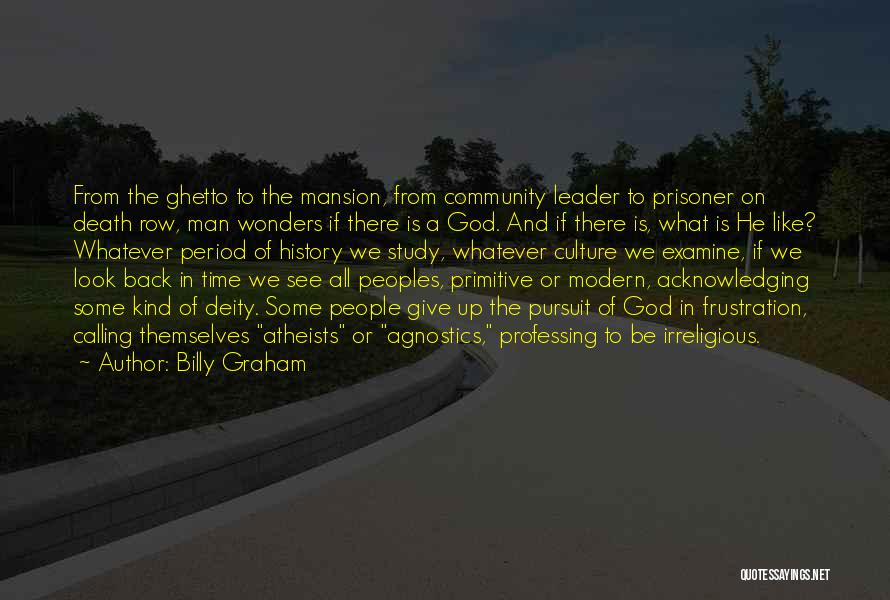 Study Of History Quotes By Billy Graham