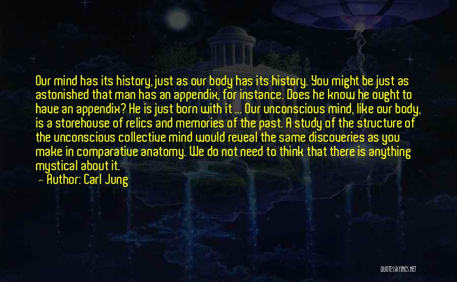 Study Of History Quotes By Carl Jung
