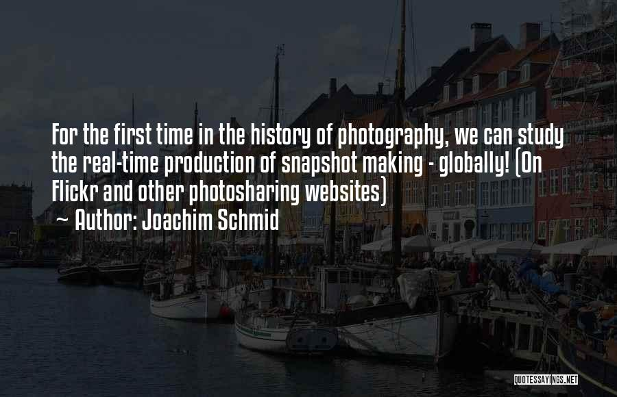 Study Of History Quotes By Joachim Schmid