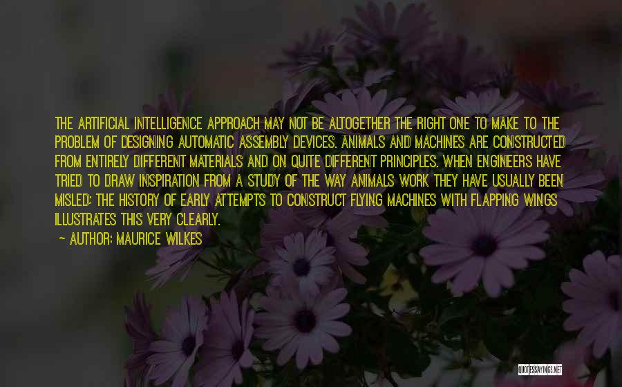 Study Of History Quotes By Maurice Wilkes