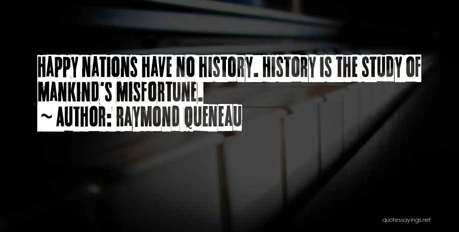Study Of History Quotes By Raymond Queneau