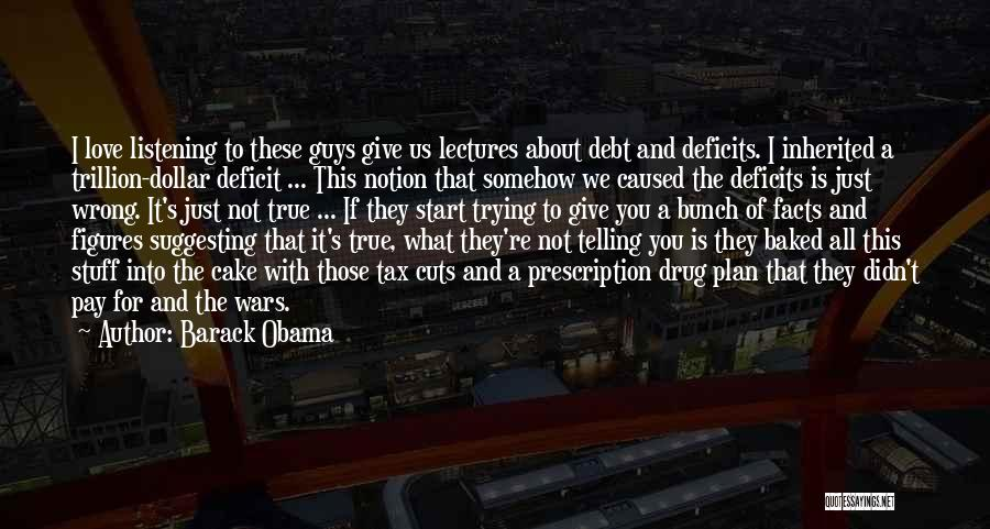 Stuff Going Wrong Quotes By Barack Obama