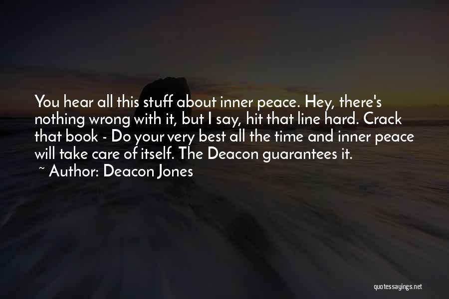 Stuff Going Wrong Quotes By Deacon Jones