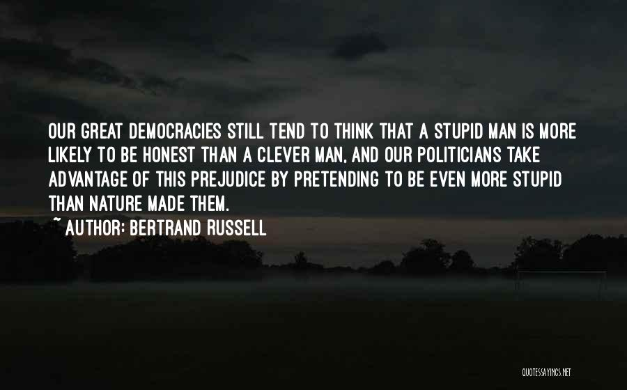 Stupid And Funny Quotes By Bertrand Russell