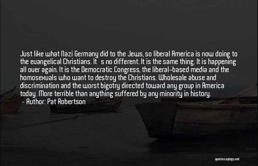 Stupid Evangelical Quotes By Pat Robertson