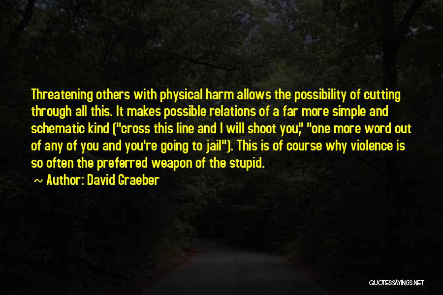 Stupid Simple Quotes By David Graeber
