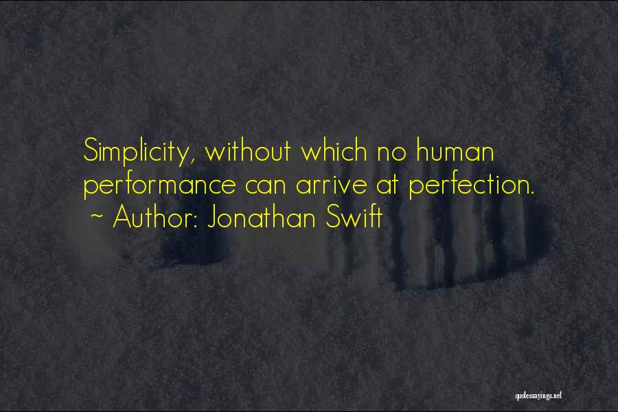 Style And Simplicity Quotes By Jonathan Swift