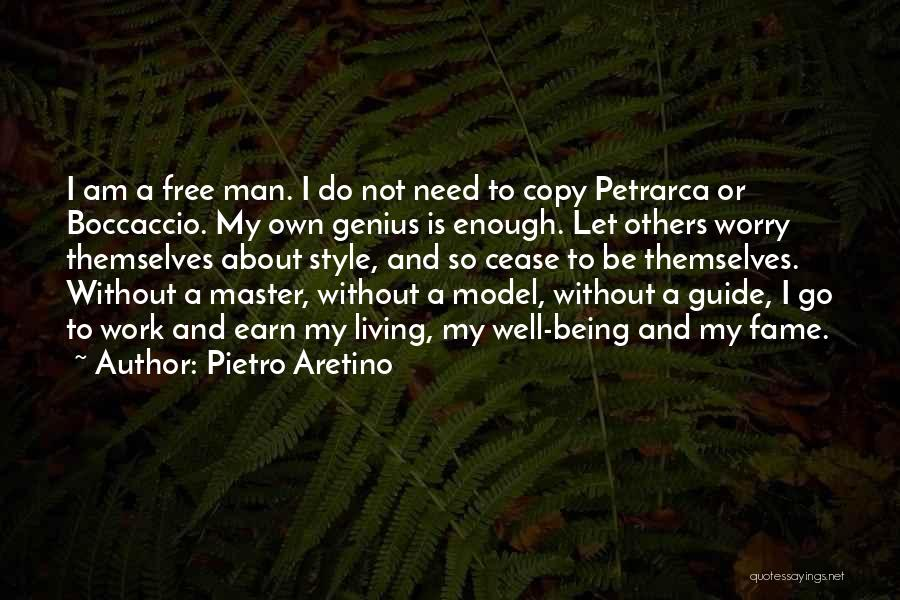 Style Guide For Quotes By Pietro Aretino