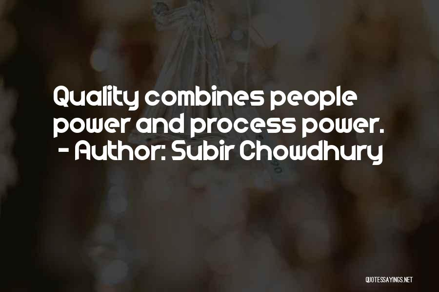 Subir Chowdhury Quotes 164465
