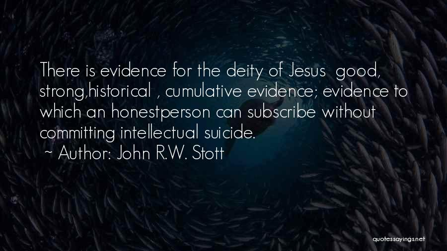 Subscribe Good Quotes By John R.W. Stott