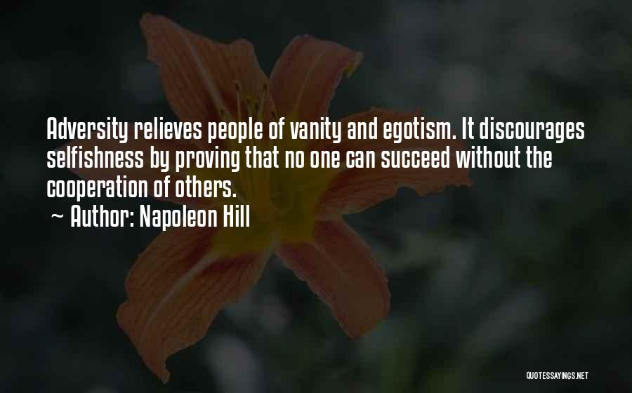 Success And Cooperation Quotes By Napoleon Hill