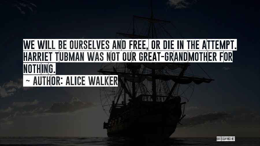 Success And Happiness Quotes By Alice Walker
