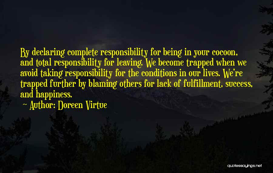 Success And Happiness Quotes By Doreen Virtue
