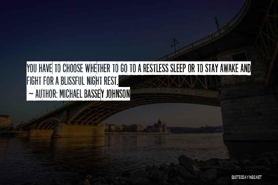 Success And Happiness Quotes By Michael Bassey Johnson