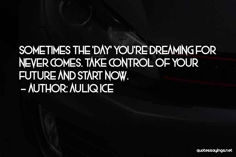 Success Comes Quotes By Auliq Ice