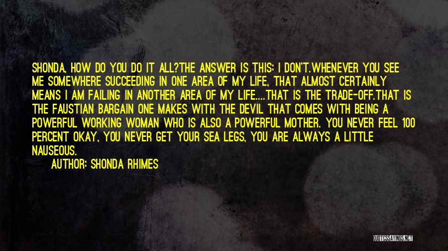 Success Comes Quotes By Shonda Rhimes