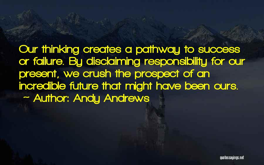Success Vs Failure Quotes By Andy Andrews